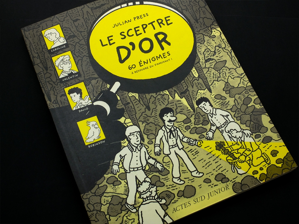 Laurence_Chene_Editions_Actes_Sud-Junior_Rebel_Sceptre-d-or
